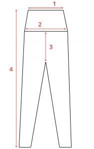 Leggings Size Guide