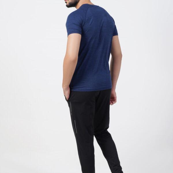 Thrive Men's Blue T-Shirt