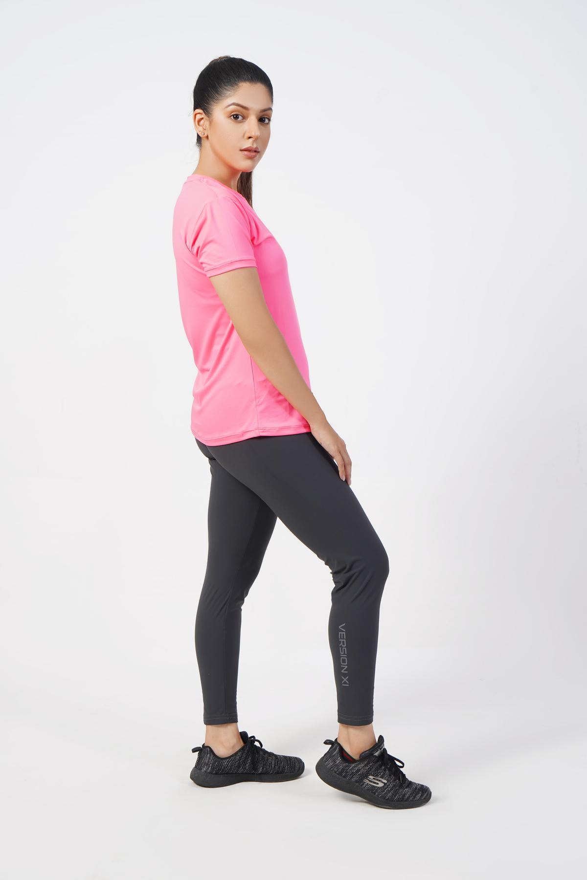 Fizz Pink T-Shirt women - activewear