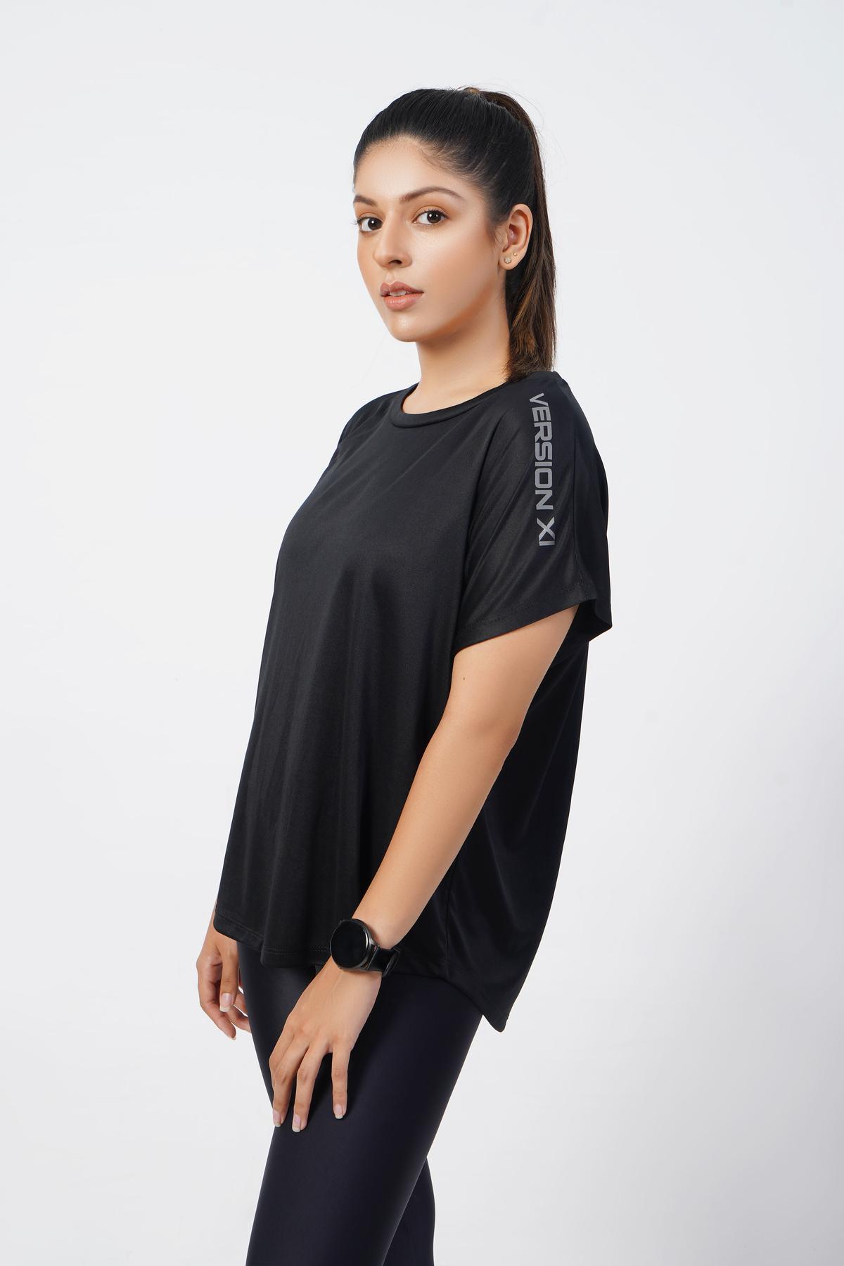 Women Cap Sleeve Shirt